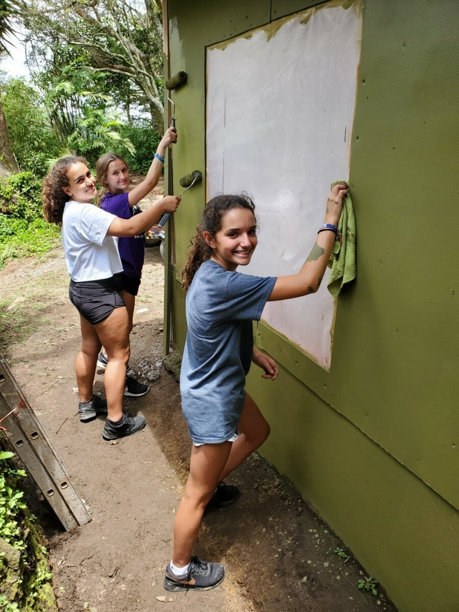 Travel Service Projects